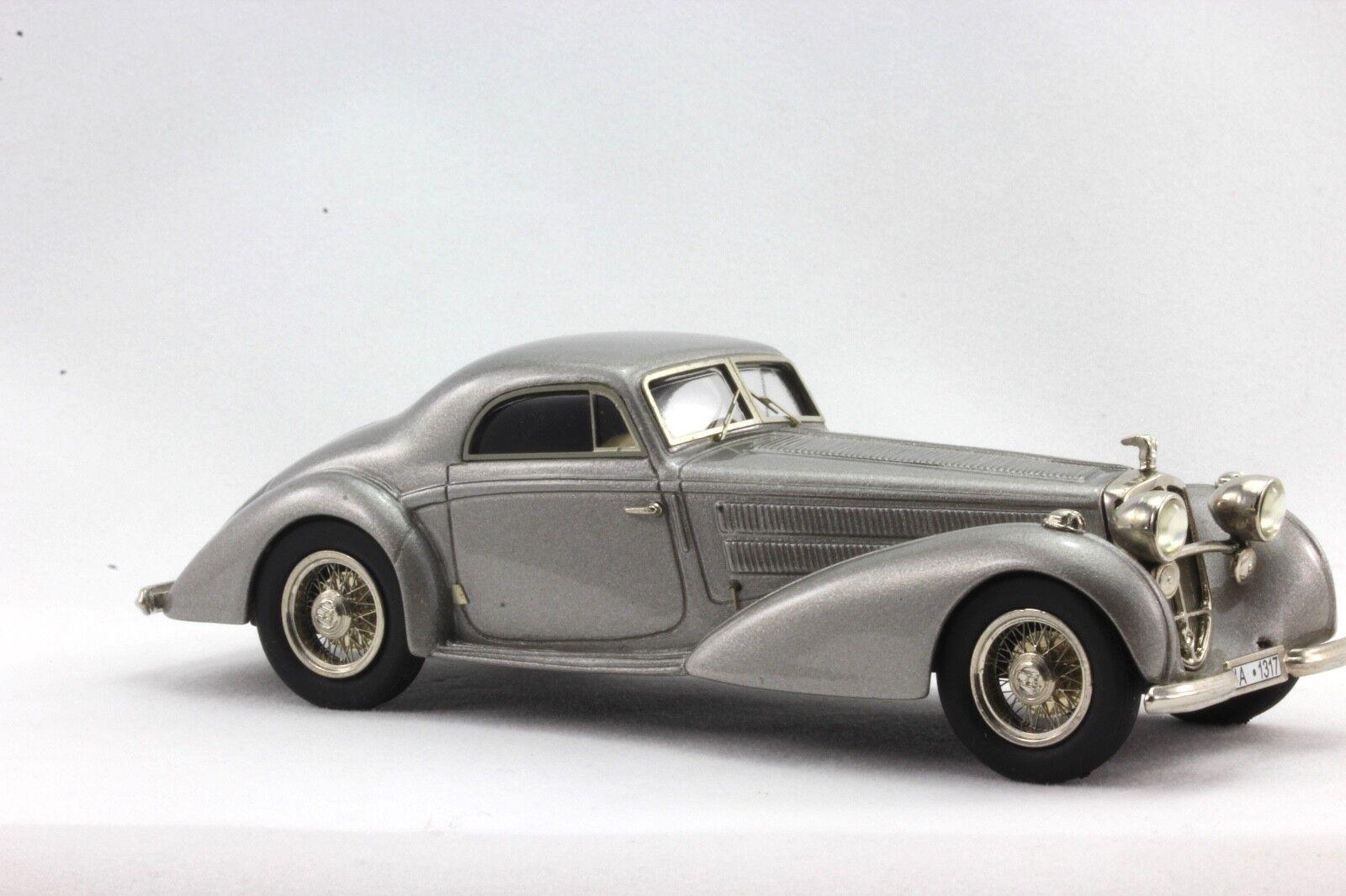 Horch 853a COUPE Manuela 1937 Erdmann & Rossi Bernd ROSE Meyer TIN WIZARD tw323-1