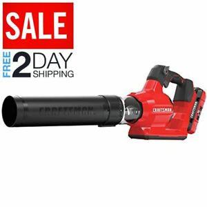 CRAFTSMAN V60 Cordless Leaf Blower (CMCBL760E1) Lawn Equipement Landscaping Tool