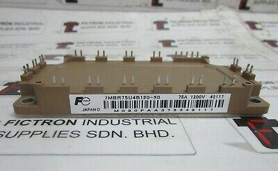 NEW MODULE  7MBR75U4B-120-50  FUJI  LOCATION M