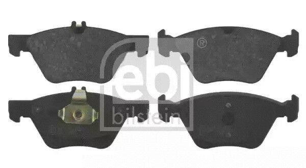 Brake Pad Set, disc brake FEBI BILSTEIN 16028