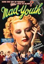 Mad Youth (1940) Mary Ainslee Exploitation, Drama DVD
