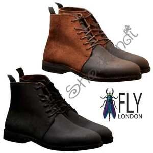 Fly London Mens Wive911 Solero/Scratch