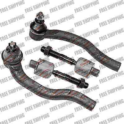 Driver Left Outer Steering Tie Rod End Moog ES80288 For Honda Accord Acura TSX