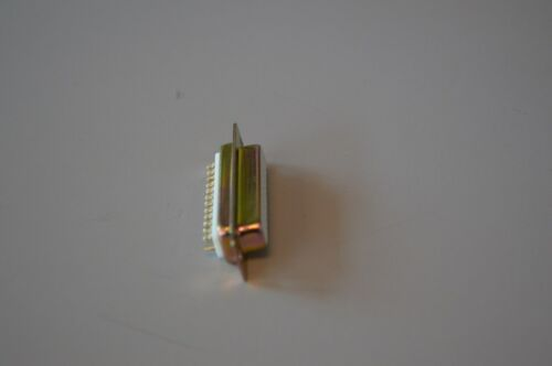 Emerson 40‑9725S DB25 Female Gold Plated Solder Socket