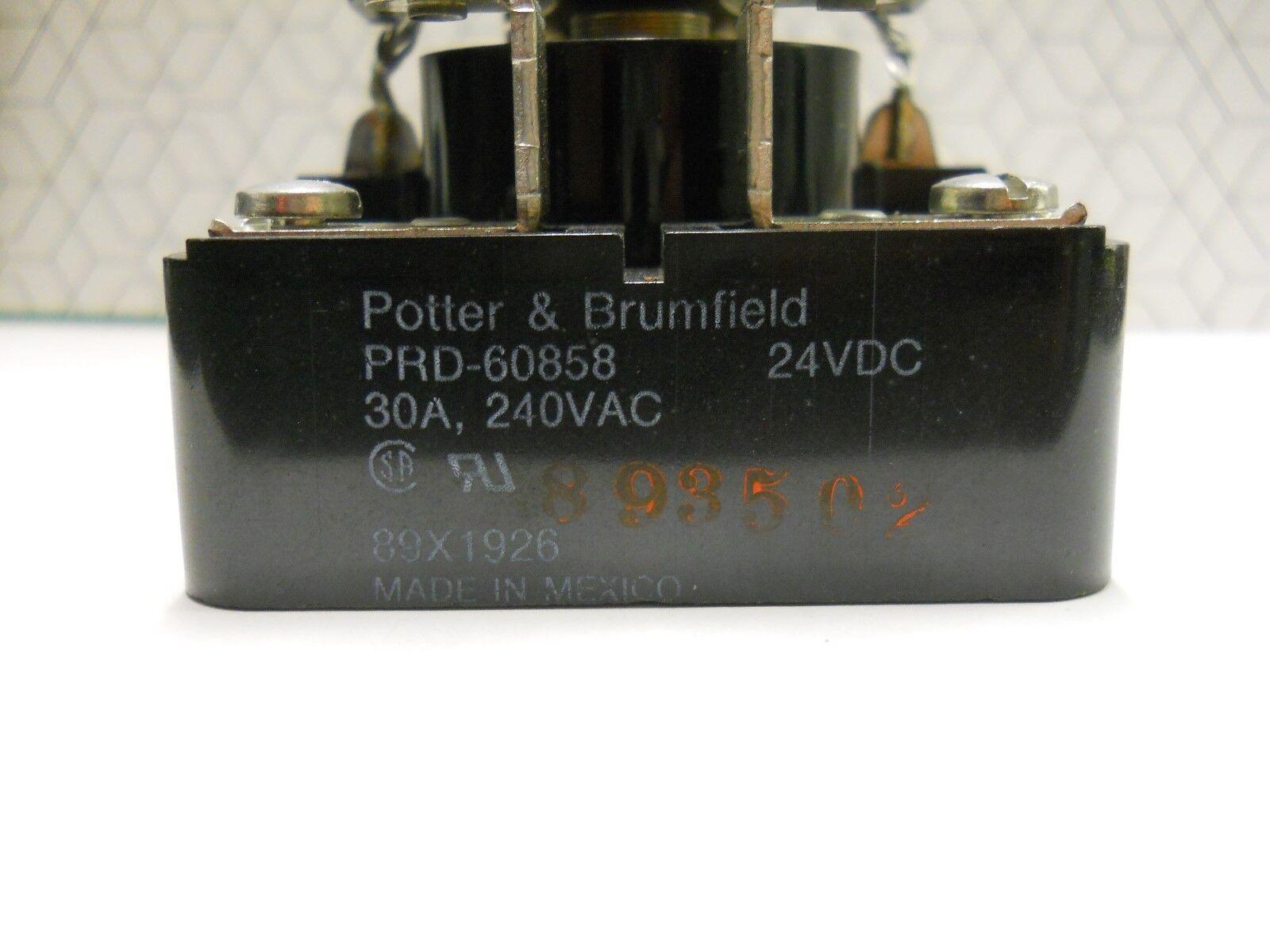 Potter /& Brumfield PRD-60891-1 General Purpose Relay