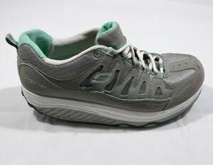 Size 9 Gray \u0026 Green Shape Ups