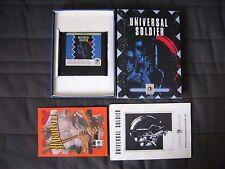 Universal Soldier  (Sega Genesis)