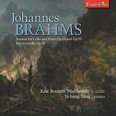 Kate-Bennett-Wadsworth-amp-Yi-Heng-Yang-Brahms-Sonatas-For-Cello-and-P-CD