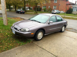 LIKE NEW!!! 1998 MERCURY SABLE FULLY LOADED 134000 KMS $2000.00