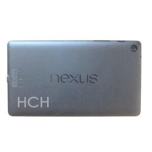 For Asus Google Nexus 7 2nd Gen 2013 Me571k Wifi Battery Cover Back Rear Cover 661021866176 Ebay