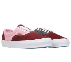 d293f07ce0 NEW Vans Era CA C P PORT ROYALE PINK PURPLE Men s Skate Shoes Size 7 ...