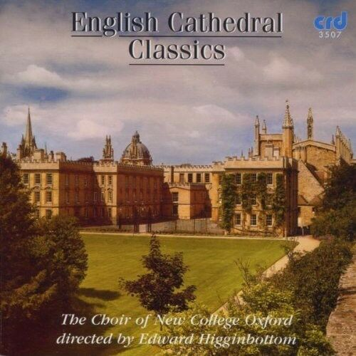 1 of 1 - New College Choir, O - English Cathedral Classics [New CD]