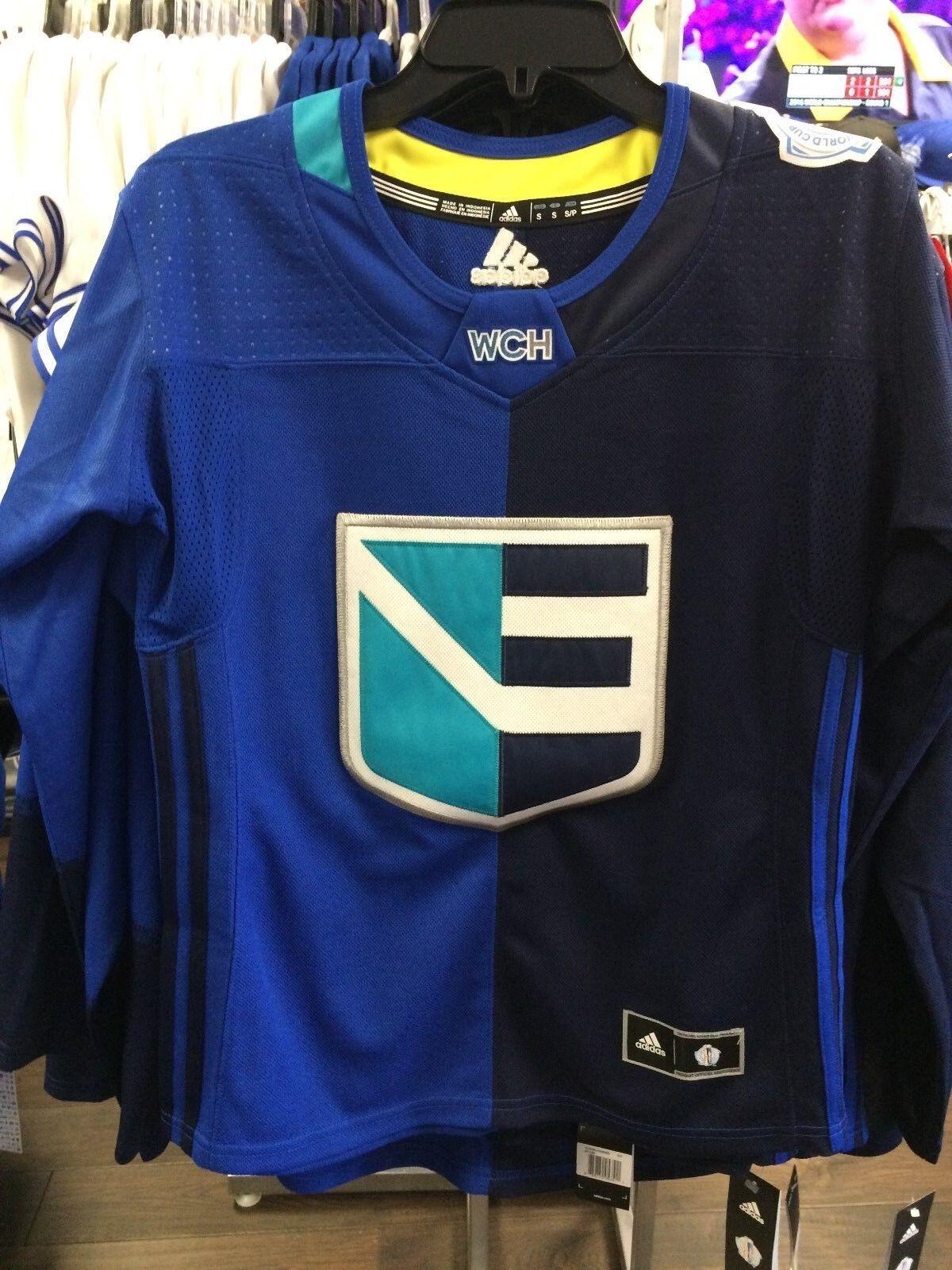 Équipe de la Coupe du Monde de Hockey sur Gazon Europe Adidas Jersey Réplique Replique Grand Dames Femmes