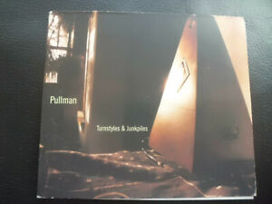 Pullman-turnstyles & junkpiles, CD 2006, posta, Rock