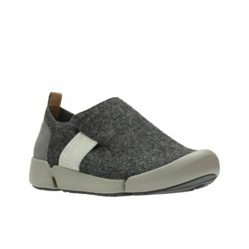 mujer Reino Combi 5 talla 1 Clarks de Lily Tri Grey 2d Unido Dark zapatos wpz0qgI