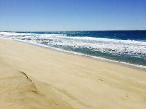 Terreno frente al mar en Elías Calles con precio reducido