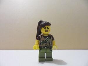 Lego-personnage-minifig-minifiguren-serie-12-Dino-Tracker-NEW
