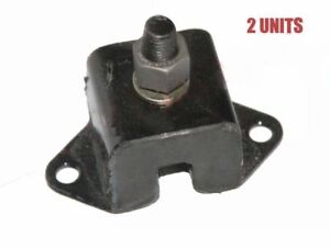 Nouvelle-paire-Supports-de-moteur-Ford-Jeeps-Willys-Nuts-MB-GPW-M38-M38A1-CJ2A