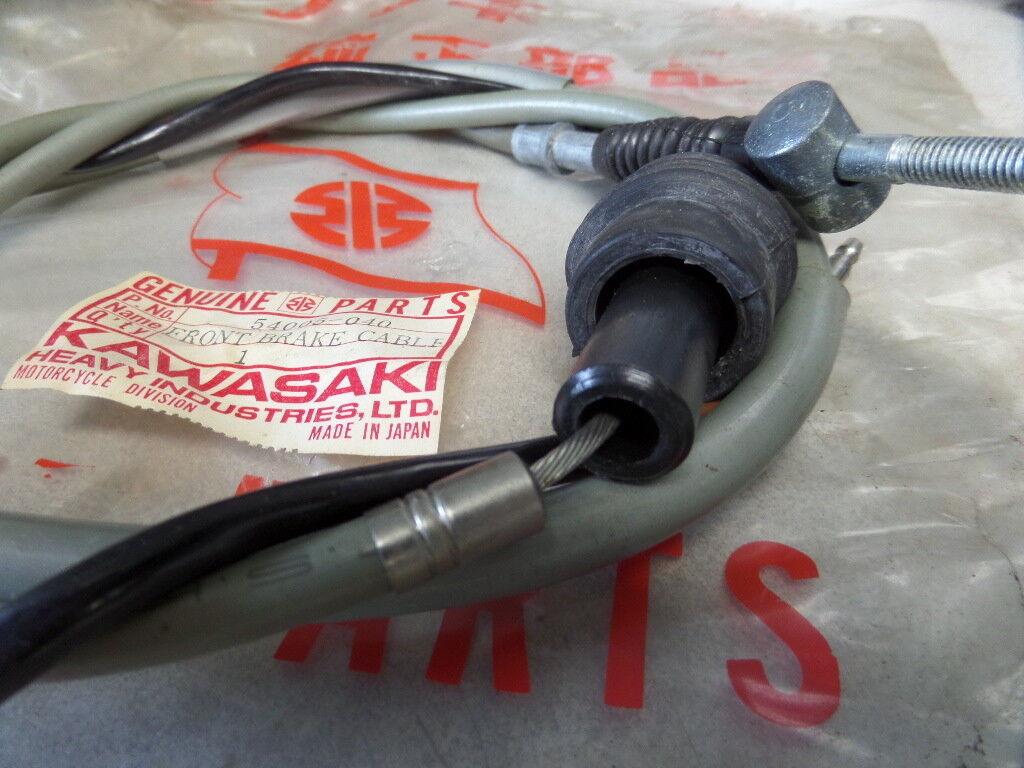 Brake Cable S-159 Kawasaki NOS KLT200 # 54005-4003 1981