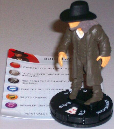 BUTCH CAVENDISH #003 #3 The Lone Ranger Disney Heroclix