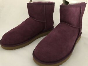 af0d2b41acb Details about UGG Classic Mini II Port Women's Boots 1016222 Size 11 $119
