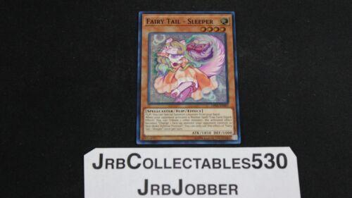 YUGIOH Fairy Tail Sleeper OP05-EN007 Super x1