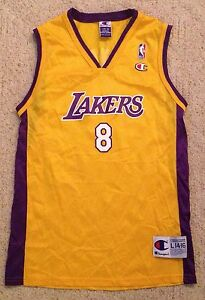 9ca91b292656 Image is loading Vintage-Kobe-Bryant-Los-Angeles-Lakers-NBA-Basketball-