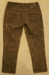 Womens Brown Cropped W77511r Serfontaine 26 Casbah Taglia 6qPwdq1xt
