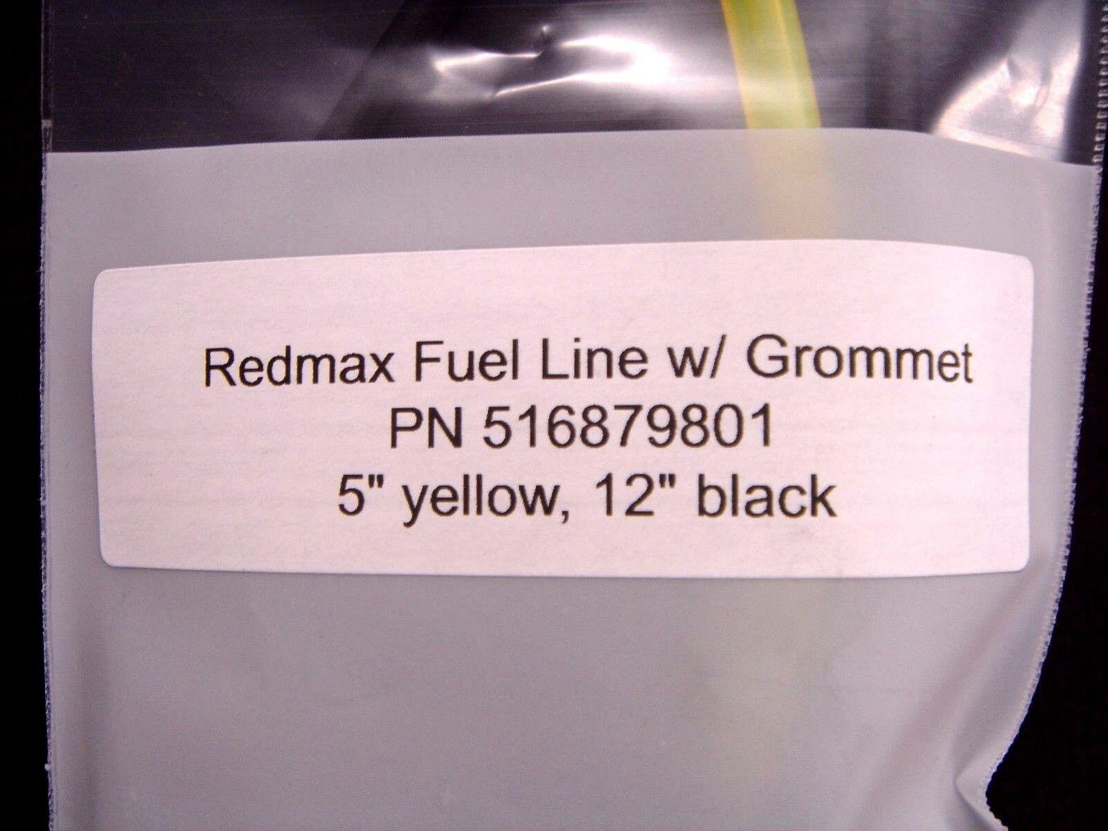 Redmax Oem Fuel Line Grommet Assy String Trimmer Leaf Blower Filter 516879801 Freeship Ebay