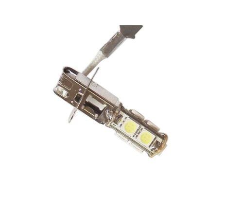 H3 9 SMD LED Xenon White Car Auto Fog  Head Driving Light Lamp Bulb 12V HC