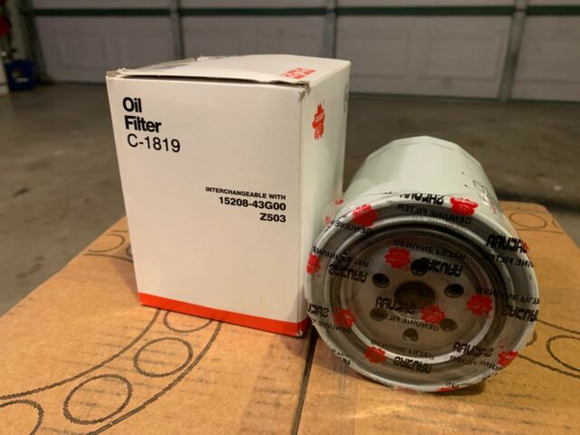 Sakura Spin-On Oil Filter [ref Ryco Z503] (C-1819)