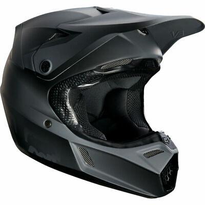 Fox Racing V3 Creo Off-Road MX Helmet Orange Youth