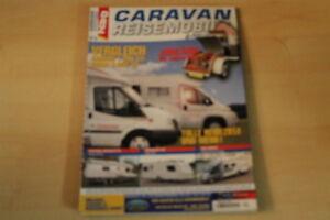 72372 Reisemobil Daz 12/2007 GroßEs Sortiment Bürstner Nexxo Family 60 Jahre Vw Bus