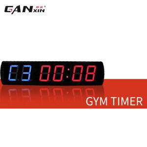 GANXIN-4-039-039-Large-Crossfit-Gym-Wall-Clock-Interval-Training-Clock-Led-Gym-Timer