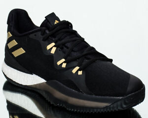 Image is loading adidas-Crazy-Light-Boost-2018-Men-Core-Black-