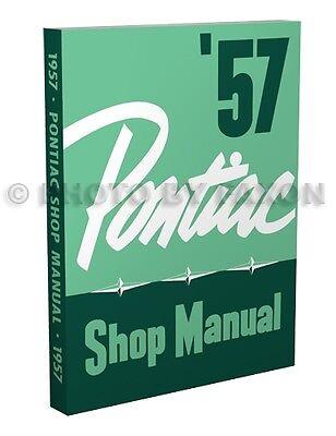 1957 Pontiac Air Conditioning Shop Manual 57 AC Repair Service Book