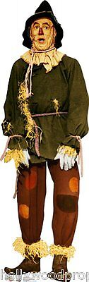 THE WIZARD OF OZ SCARECROW LIFESIZE CARDBOARD STANDUP STANDEE CUTOUT POSTER PROP