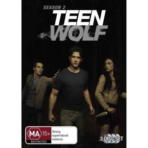 1 of 1 - Teen Wolf SEASON 2 : NEW DVD