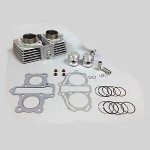 47mm-Cylinder-amp-Piston-Set-amp-Gasket-Top-End-Kit-All-Sets-For-Honda-CBT150-150CC