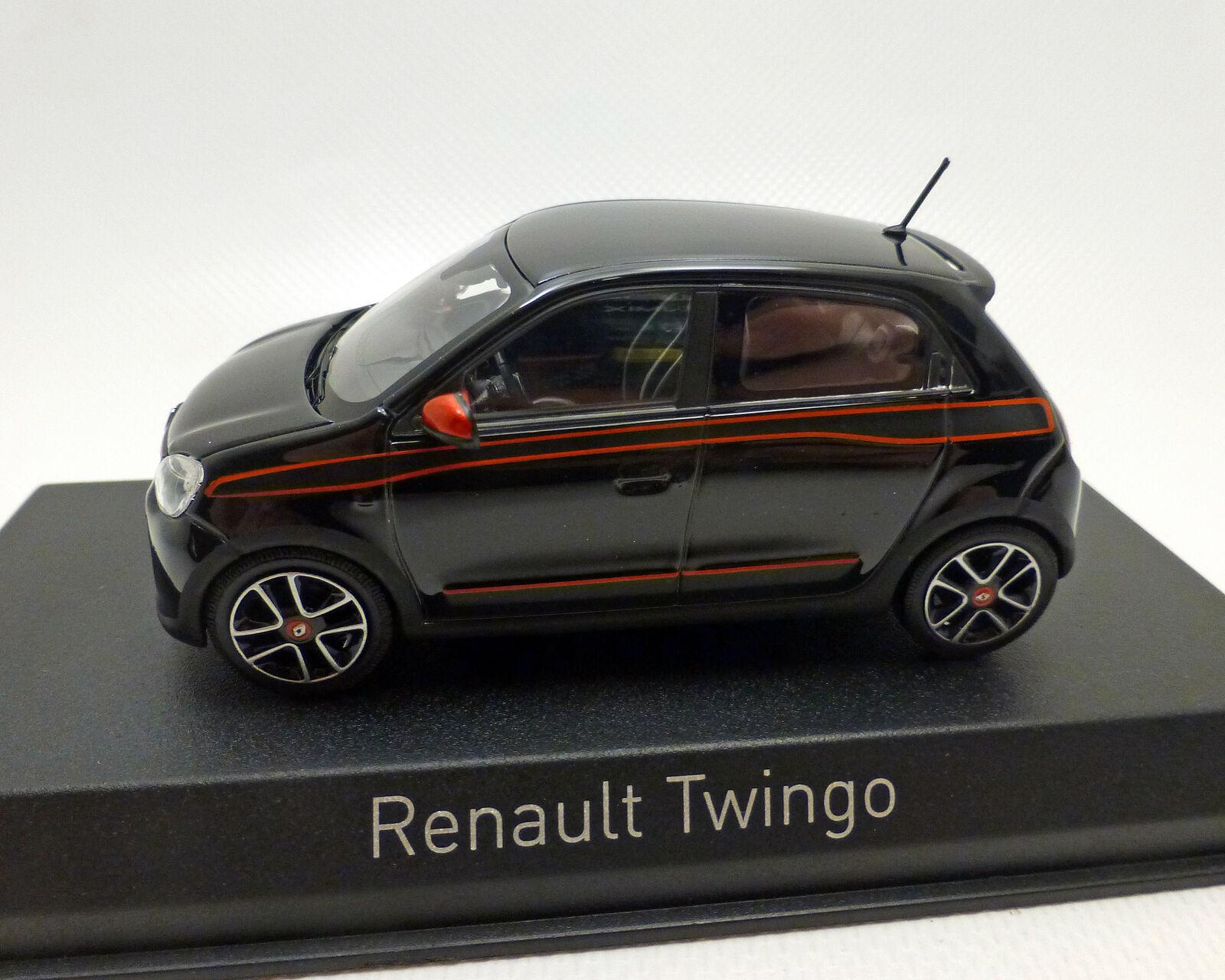 RENAULT TWINGO SL Edition One 2014, Norev, 1:43