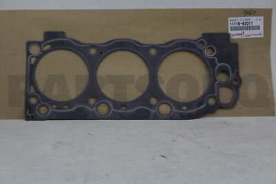 CYLINDER HEAD NO.2 11116-20032 1111620032 Genuine Toyota GASKET