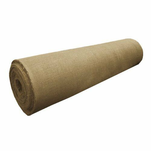12 Yards 36 ft FEET 40 inch Burlap Fabric 100/% Natural Jute Heavy Upholstery USA
