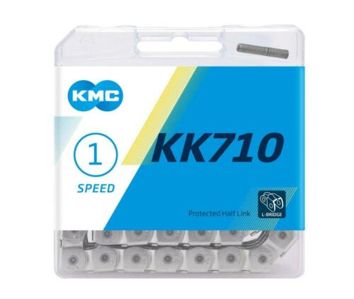 "KMC KK710 Kool Knight 1//2x1//8/"" Chain COVERED Half Link  BMX 112 links"