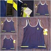 Pure Lime Active Wear Womens Womans Vest Sports Fitness Invisible Support Bra