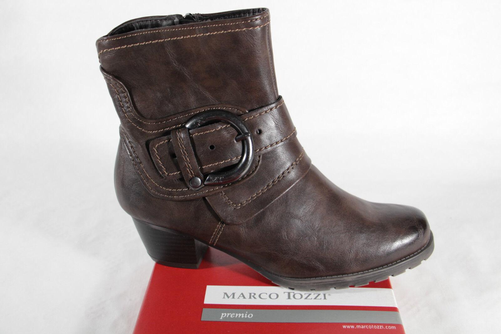 Marco Tozzi botas,Marrón,Ligero Forradas. Rv Nuevo