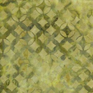 Per 1//4 Metre Makower Patchwork Fabric Island Batiks Colour 820