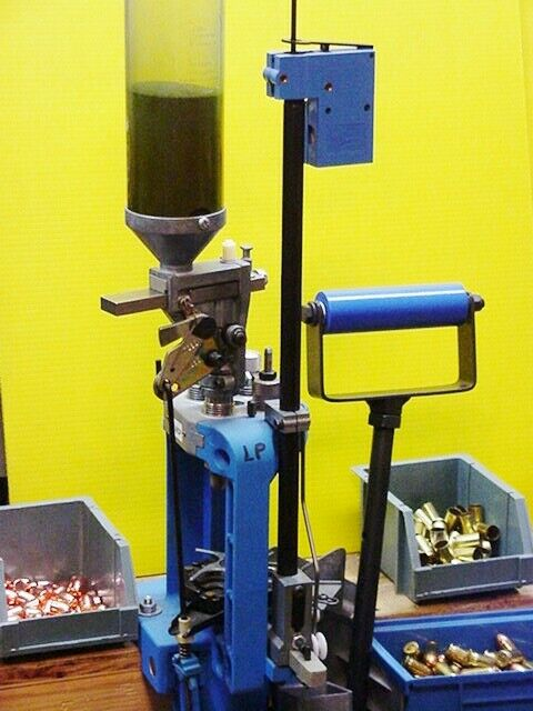 XL-650 Works With Dillon RL-550 Roller Handle Square Deal And Other Presses