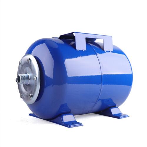 Kohlenstoffstahl 24L Druckbehälter Hauswasserwerk Membrankessel Ausdehnungsgefäß
