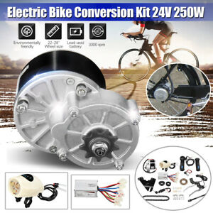 24V-250W-Electric-Bike-Conversion-Motor-Controller-Kit-For-22-28-039-039-Ordinary-Bike