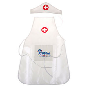 1set Children Play Role Play Doctor Clothing Toys Baby Nurse Doctor Performing